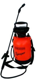 Liter Hand Pump Pressure Sprayer w/ Carrying Strap for Home Garden