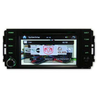 Touch Screen iPod DVD GPS Navigation Radio 2008 2011