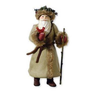 Father Christmas #7 In Series 2010 Hallmark Ornament