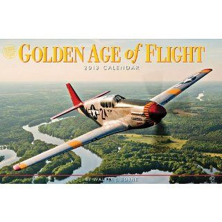 Golden Age of Flight 2013 Deluxe Wall Calendar Office