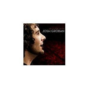 Up Close with Josh Groban Wal Mart Exclusive Music DVD New SEALED