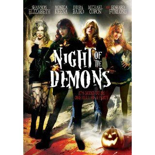 Night of the Demons: Edward Furlong, Linnea Quigley