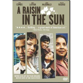 A Raisin in the Sun: Sean Combs, Sanaa Lathan, Audra