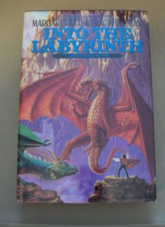 Labyrinth Vol 6 by Tracy Hickman and Margaret Weis 1993 Hardcover