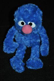 Gund Sesame Street Grover Doll 75353 Plush Stuffed Monster 14
