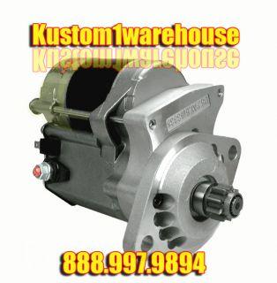 High Performance Reduction Gear IMI 101 High Torque Starter Motors VW