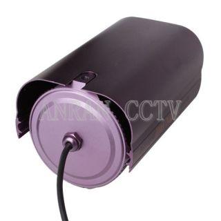 High Resolution 480TVL IR Long Range Surveillance CCTV Camera
