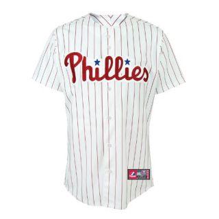 MLB Philadelphia Phillies Placido Polanco White/Scarlet
