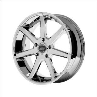 American Racing AR840 22x9 Chrome Wheel / Rim 6x132 with a 38mm Offset
