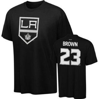 Angeles Kings Dustin Brown Name And Number T Shirt
