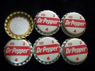 Dr Pepper 10 2 4 Cork Lined Corkies Bottle Caps Hibbing MN