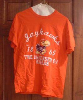 The University of Kansas Jayhawks Tee size Medium