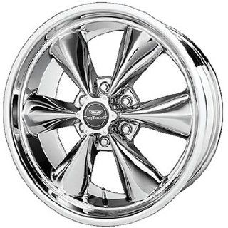 American Racing Torq Thrust ST 26x9.5 Chrome Wheel / Rim 6x5.5 with a