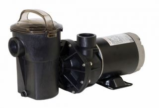 Hayward Power Flo LX SP1580 1 HP 115V w 6 Cord Above Ground Pool Pump