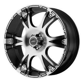 American Racing Dagger 20x8.5 Machined Black Wheel / Rim 6x5.5 with a