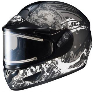 HJC CL 16 Carnage Snow Helmet with Electric Shield MC 5F SM
