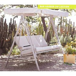 Kmart Martha Stewart Bar Harbor Swing Replacement Canopy