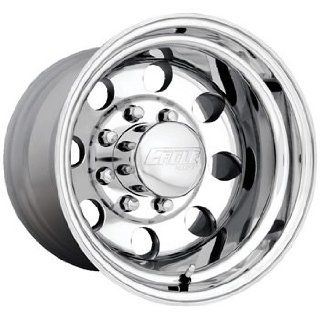 American Eagle 58 16 Polished Wheel / Rim 5x150 with a  11mm Offset