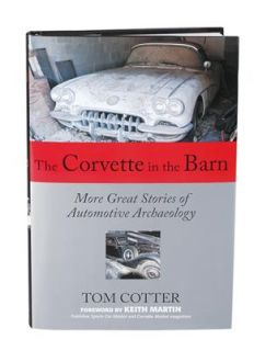 780760337974 Book The Corvette in the Barn 256 Pages Hardcover Each