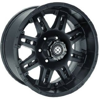 American Racing ATX Thug 20x10 Teflon Wheel / Rim 6x135 with a  25mm
