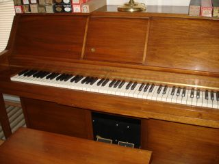 Hardman Duo Upright Player Piano
