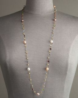 Marco Bicego Paradise Pearl Necklace