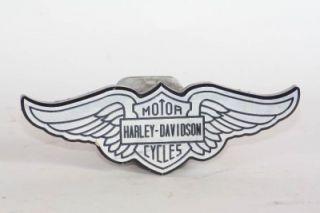 harley davidson trailer hitch plug insert