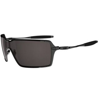 6a540be6d2e61 óculos Oakley Plaintiff Polished Gold  Dark Grey