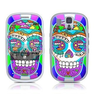 Skull Of Rock Design Protective Skin Decal Sticker for