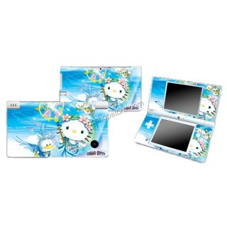 HELLO KITTY Vinyl Decal Skin Sticker for Nintendo DSi NDSi DSI133