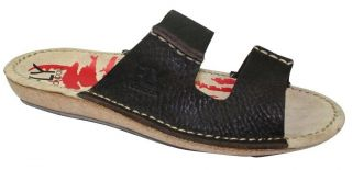 Fly London Mens Firo Sandal Dark Brown