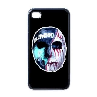 Hollywood Undead Mask iPhone 4 Hard Case Cover