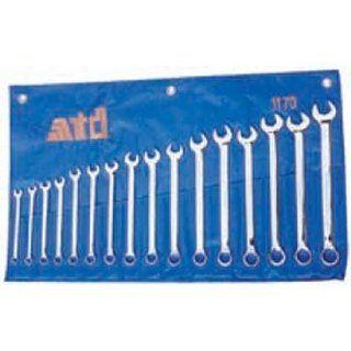 Advanced Tool Design Model ATD 1170 16 Piece 6 Point Long Pattern