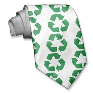 Recycle Products & Designs! Neckties