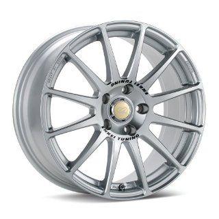 16x7 Enkei SC03 (Silver) Wheels/Rims 4x100 (422 670 4943SP)