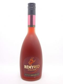 RED BERRY COGNAC RARE DISCONTINUED 750ML HENNESSY COURVOISIER MARTEL