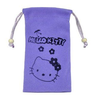 Hello Kitty & Flowers Cloth Bag For all iPhones and iPods