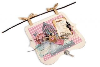 included sizzix tim holtz alterations bigz die caged bird examples