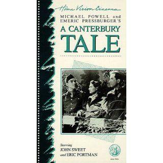 A Canterbury Tale [VHS] Eric Portman, Sheila Sim, Dennis