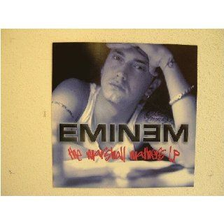 Eminem Poster The Marshall Mathers LP