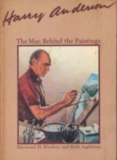 Harry Anderson The Man Behind The Paintings