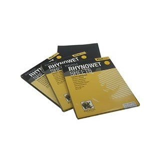 RhynoWet 9x11 Silicon Carbide Waterproof Paper 100 Pack