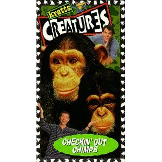 Kratts Creatures: Checkin Out Chimps [VHS]: Chris Kratt