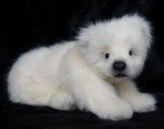 Little Polar Bear Baby Benny German Artist Britta Helberg