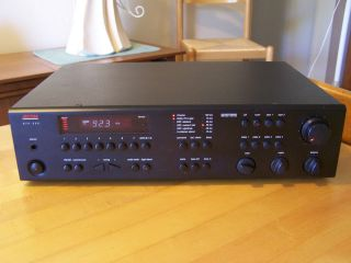 Adcom GTP 550 Home Theater Stereo Preamplifier with Remote