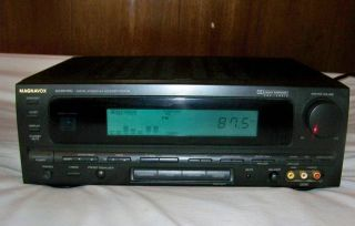 Vintage Philips MX891P A V Receiver Home Theater Digital Surround