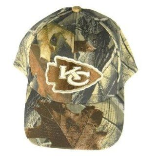 Kansas City Chiefs Realtree Hardwoods Camo Hat: Everything