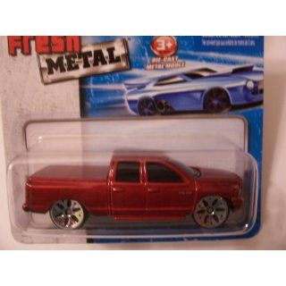 Maisto Fresh Metal Die Cast Vehicles ~ 2002 Dodge Ram Quad
