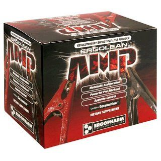 Ergo Lean AMP Dietary Supplement, Energy/Fat Loss Formula