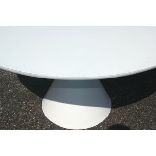 48 Hollen Saarinen Style Dining Round Table 4 Chairs